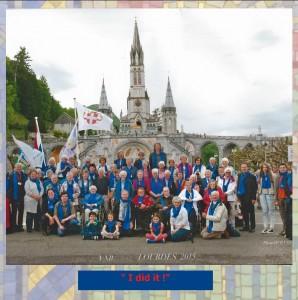 Mijn Lourdesreis 2015