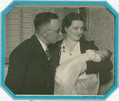mijn ouders Robert van der Schoot en Anneke van der Loo
